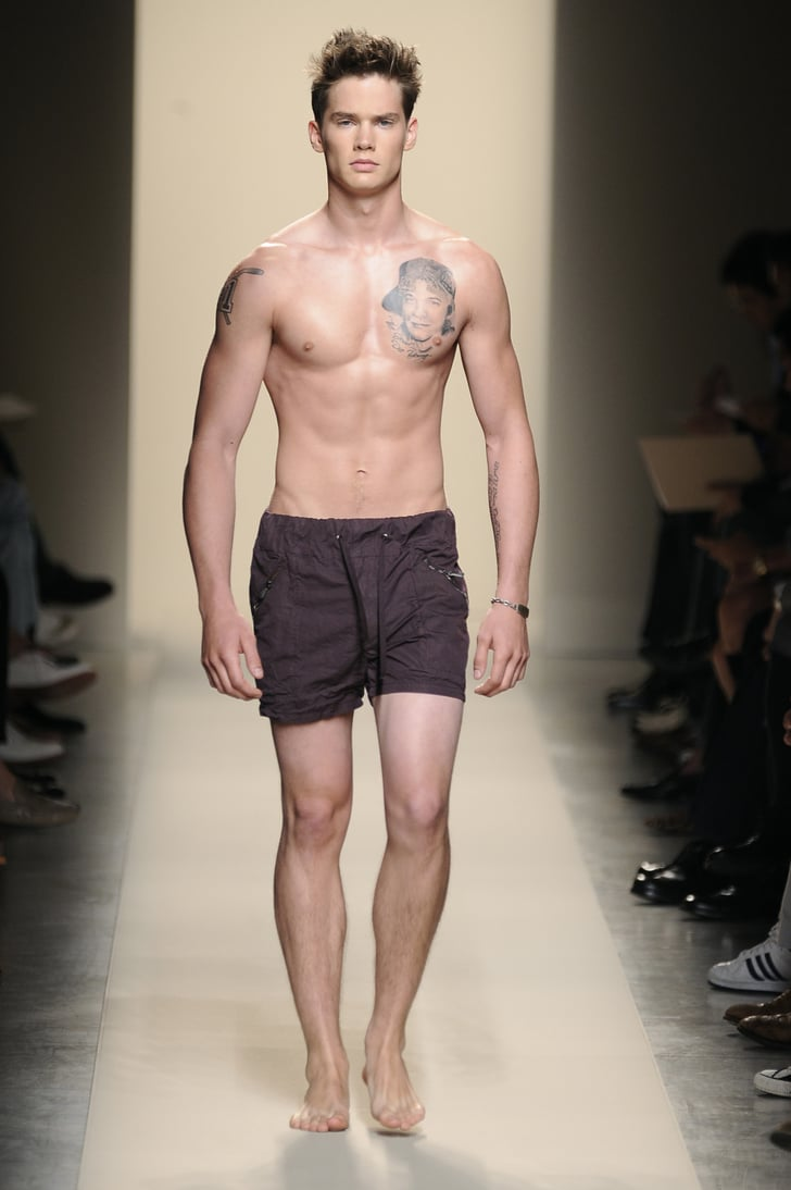 Milan: Bottega Veneta Men's Spring 2010
