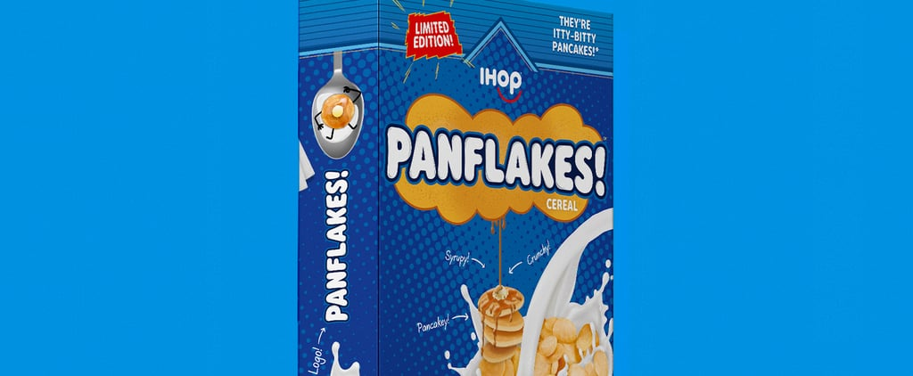 IHOP Just Teased New Pancake Cereal, Panflakes