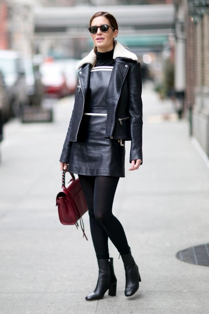 Day 5 New York Fashion Week Street Style Fall 2016
