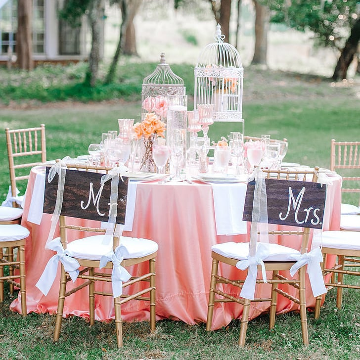 Ideas For A Summer Wedding Popsugar Home