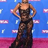 Rita Ora's Dress at the 2018 MTV VMAs