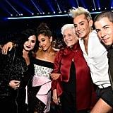 Ariana Grande's Grandmother Basking in Her New Celebrity Status