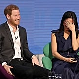 February: He Launched The Royal Foundation Forum