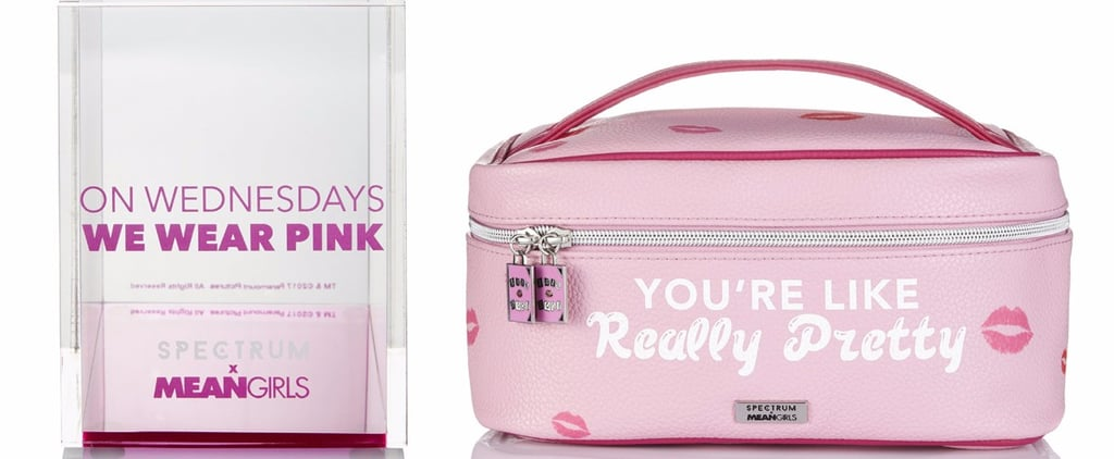 Spectrum Mean Girls Collection Lashes and Makeup Holders
