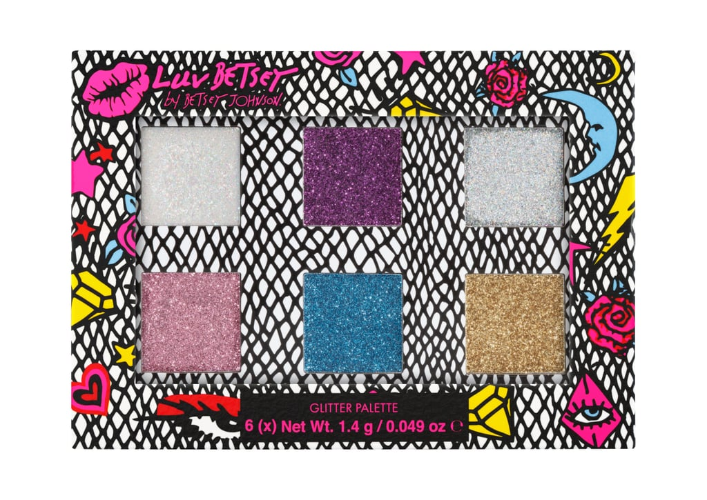 Luv Betsey by Betsey Johnson Glitter Gel Palette