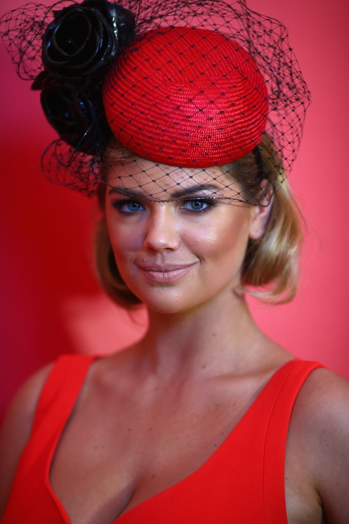 Kate Upton, Melbourne Cup 2013