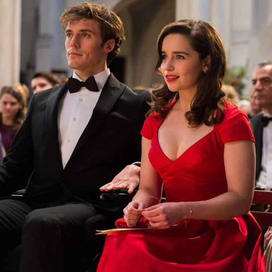 Me Before You Red Dress