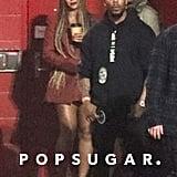 Beyoncé, JAY-Z, Kim, and Kanye at Travis Scott's LA Concert