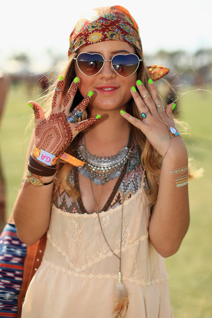 Festival Fashion Accessories