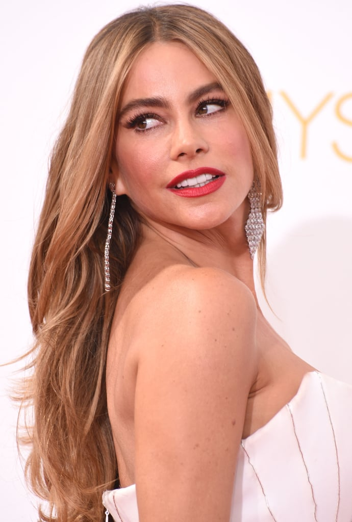 Sofia Vergara Best Hair Looks Popsugar Beauty