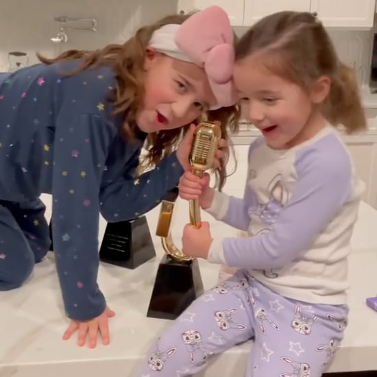 Kevin Jonas's Daughters Make Fun of Jonas Brothers | Video
