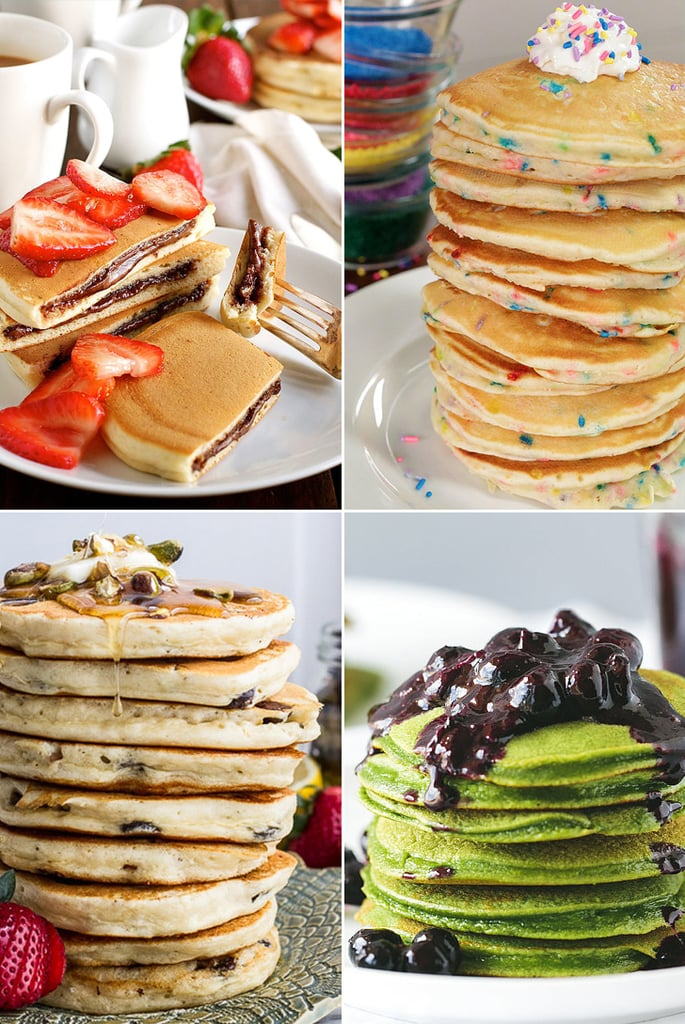 15 Unconventional Pancake Recipes