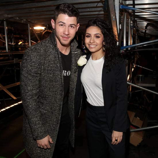 Alessia Cara at the 2018 Grammy Awards