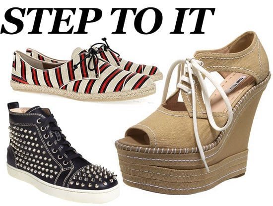 Shop the Best Casual Shoes and Sneakers For Spring and Summer 2011