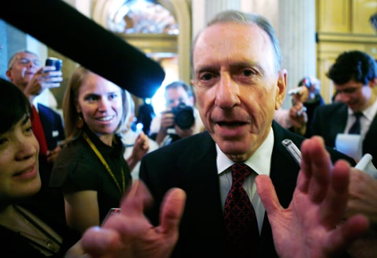 Arlen Specter Switching Parties From Republican to Democrat