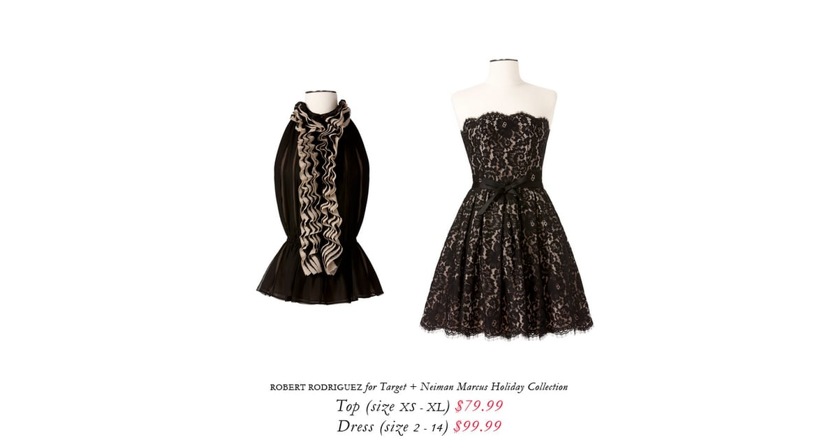 d2177bae58 Robert Rodriguez for Target + Neiman Marcus holiday collection ...