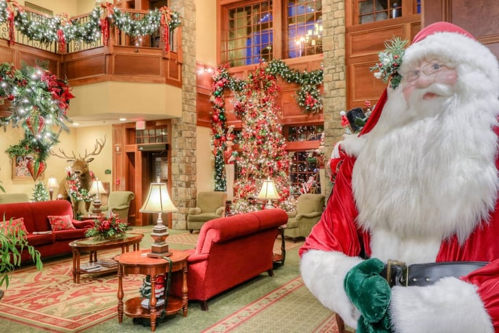 Christmas Motel Pigeon Forge Tn.9 Christmas Themed Inns And Hotels That You Need To Stay At