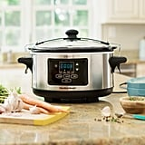 Hamilton Beach 6-Qt. Stay or Go Set & Forget Programmable Slow Cooker