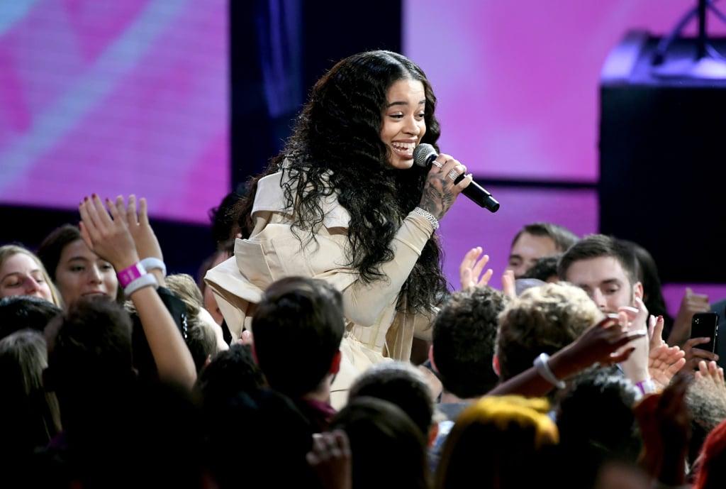 Ella Mai 2018 American Music Awards Performance Video