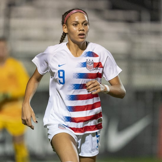 Trinity Rodman Becomes Youngest Goal-Scorer in NWSL History