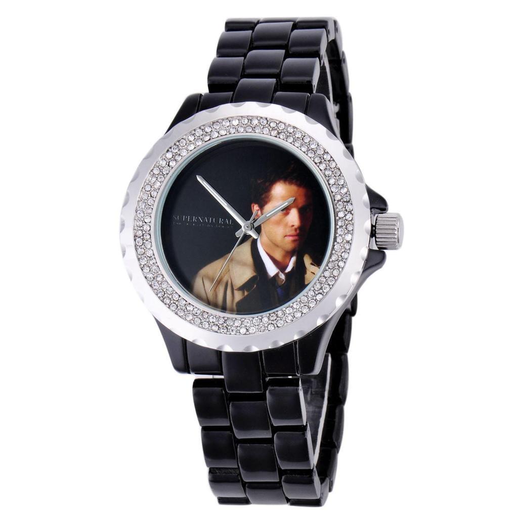 Castiel Rhinestone Watch