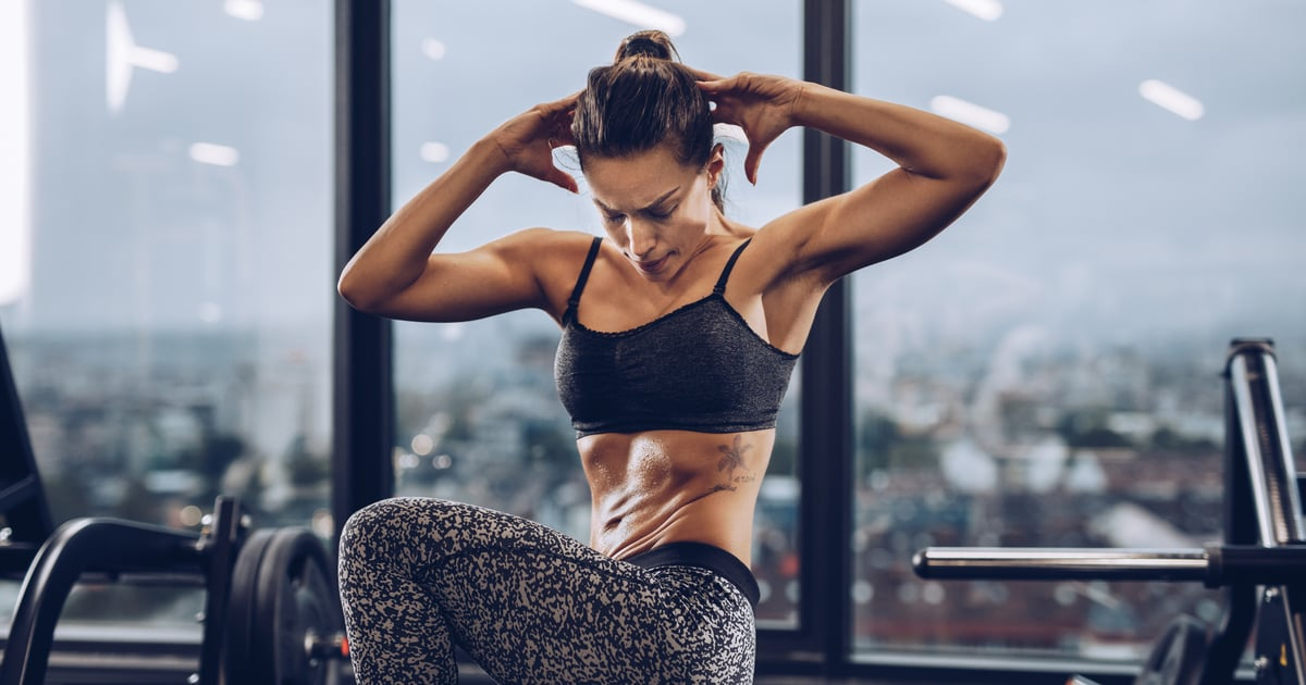 Are Crunches Straining Your Neck? Try One of These Ab Workouts Instead