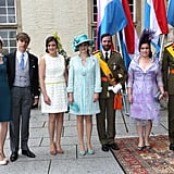 Luxembourg Royal Family