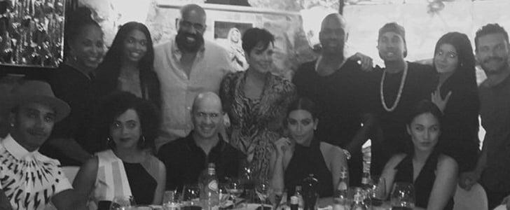 """Kim Kardashian's """"Cannes Clique"""" Might Surprise You"""