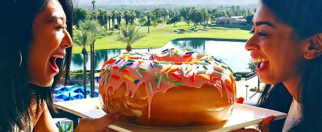 This Glorious Marriott Will Deliver a 10-Pound Doughnut to Your Door