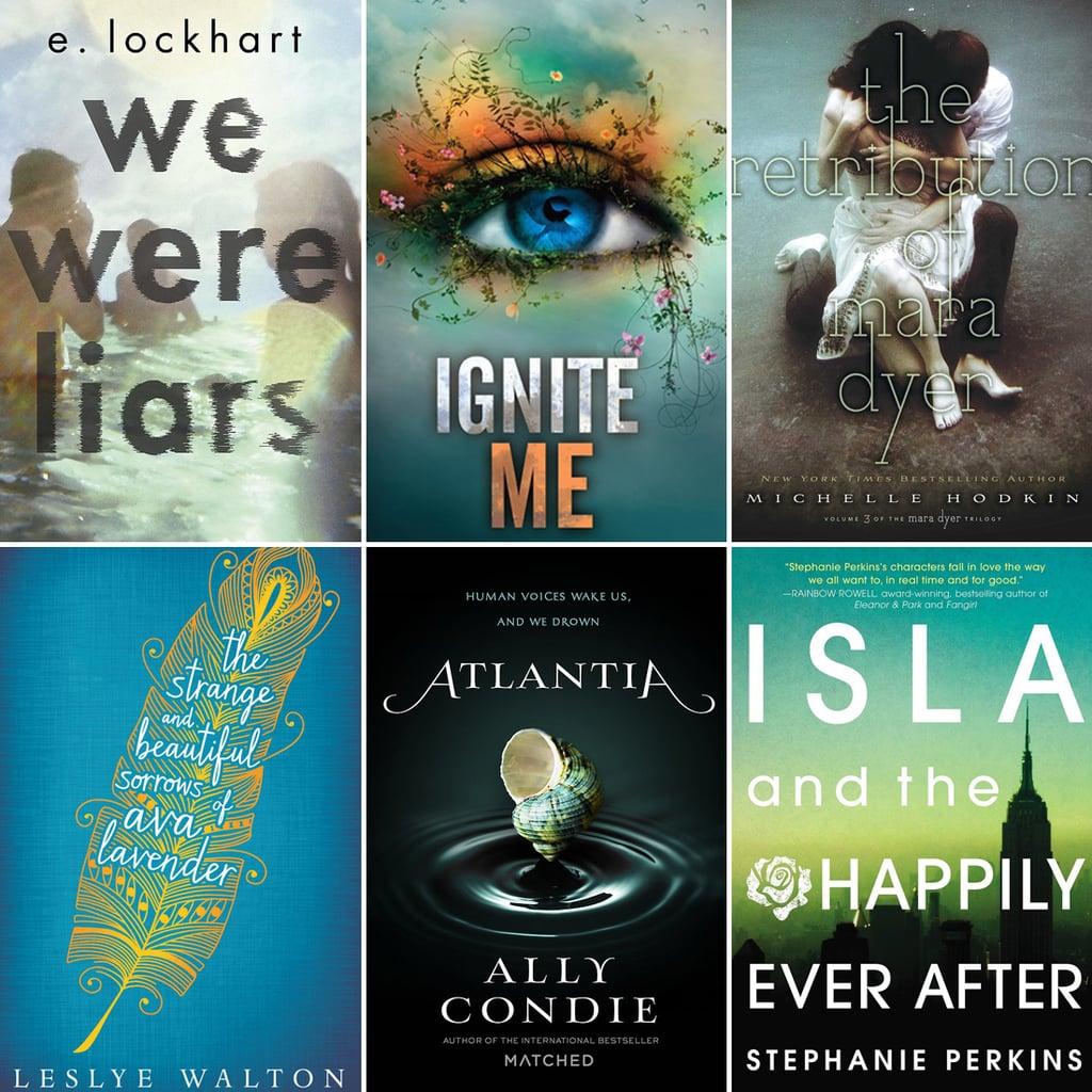 Best YA Romance Books Of 2014