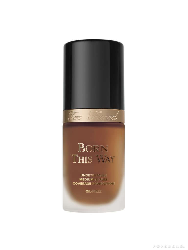 Too Faced Born This Way Undetectable Medium-to-Full Coverage Foundation