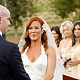 Elisa Donovan married Charlie Bigelow in California. Photos courtesy Scott Robert