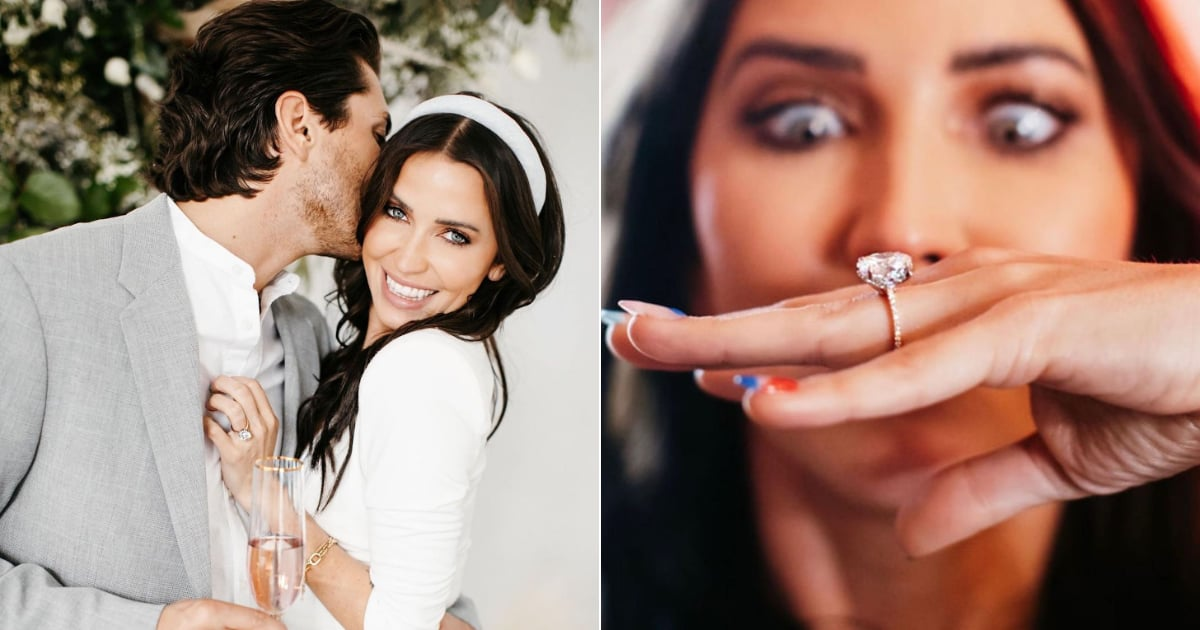We're All Heart Eyes For Kaitlyn Bristowe's Giant 5-Carat Engagement Ring