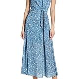 Chelsea28 Floral Print Maxi Dress