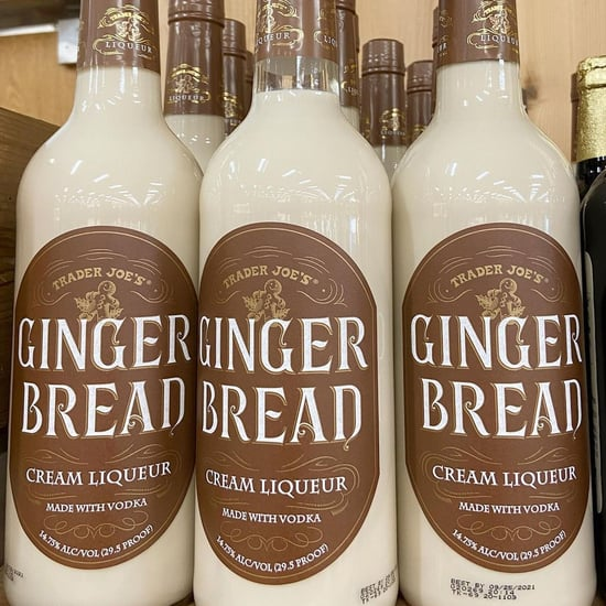 Trader Joe's Gingerbread Cream Liqueur Has 14.75% ABV