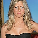 Jennifer Aniston's tousled take on the style is ultrasexy.