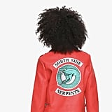 Southside Serpents Faux Leather Jacket