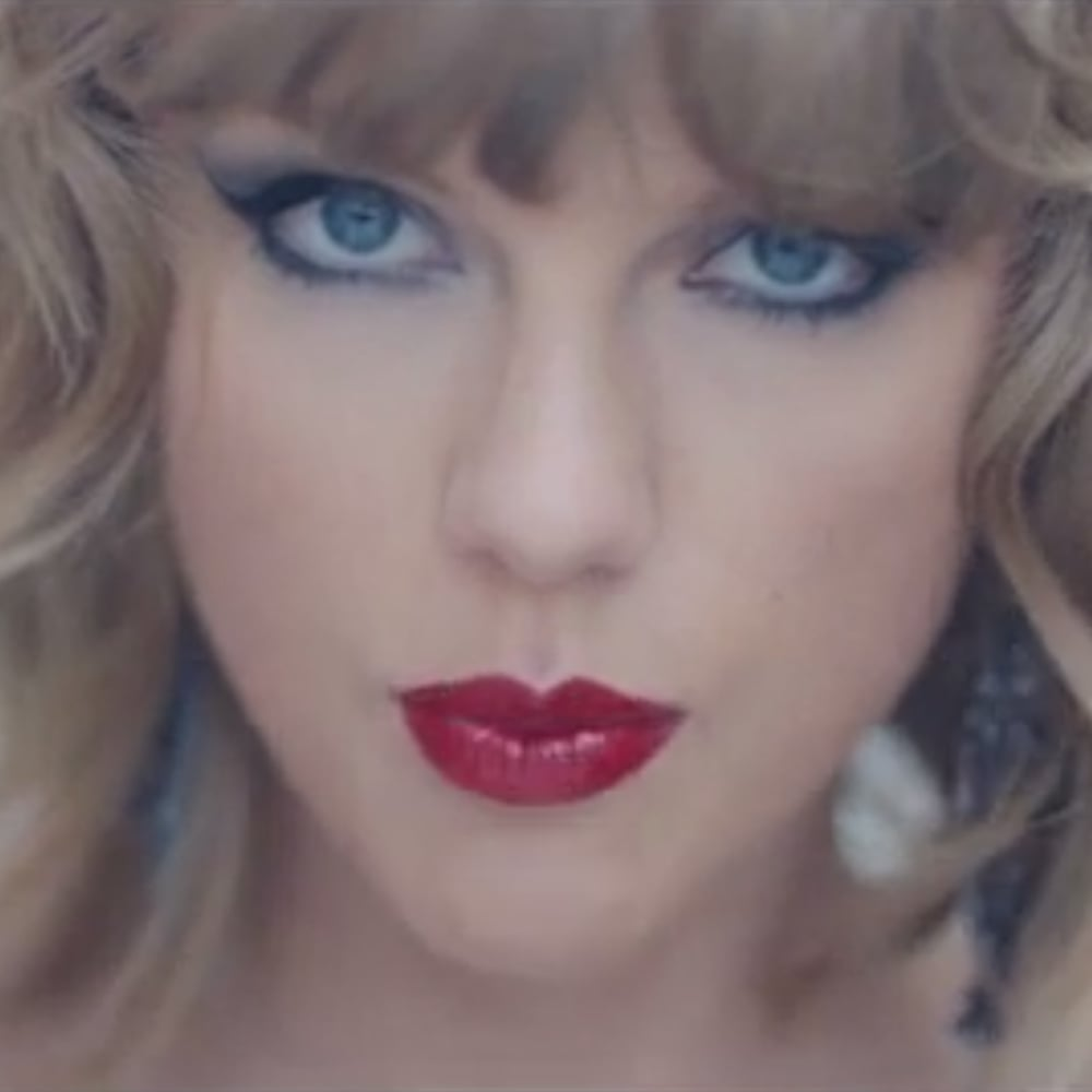 Taylor Swifts Blank Space Music Video