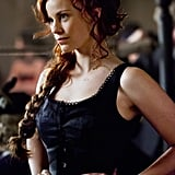 Cassidy Freeman as Sage in The Vampire Diaries. Photo courtesy of The CW