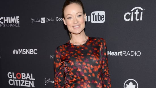Olivia Wilde Shares Sweet Summer Throwback Pic With Son, Expecting Baby 'Any Day Now'