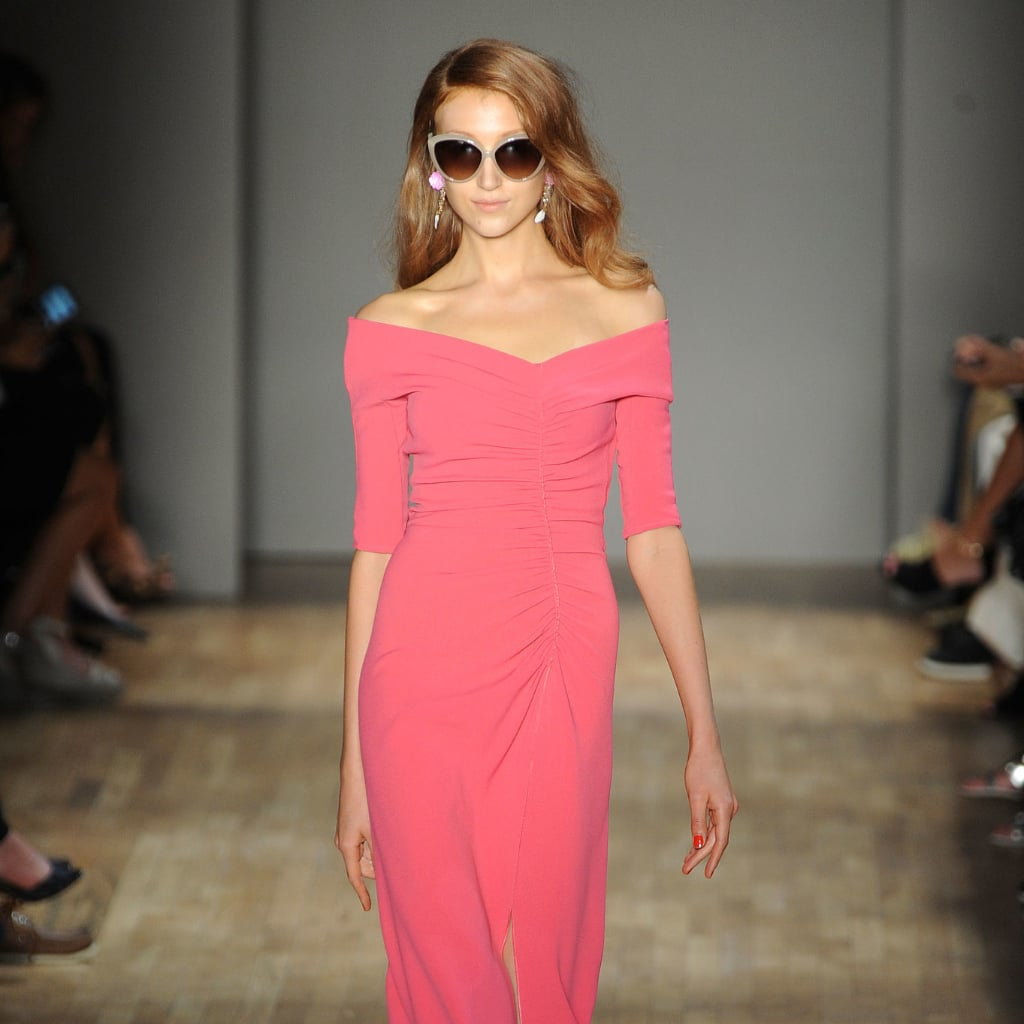 Jenny Packham Spring 2015 New York Fashion Week Runway Photo