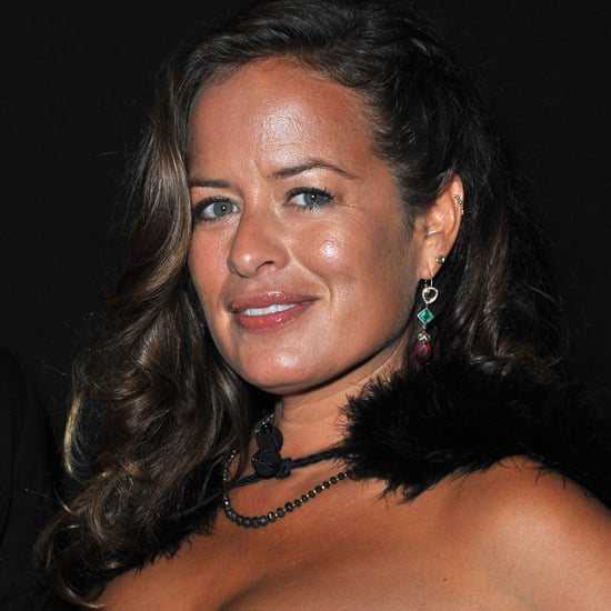 Jade Jagger at Lanvin