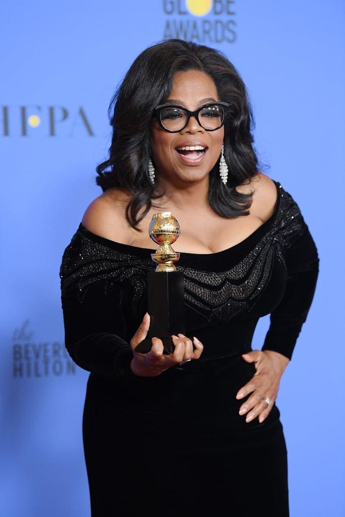 Pictured: Oprah Winfrey