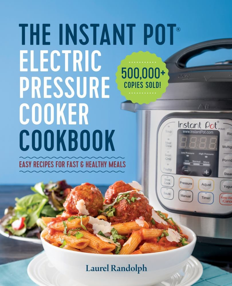 These 10 Instant Pot Cookbooks Will Take You From a Dinner Disaster to a Cooking Master in No Time