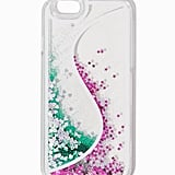 Charming charlie Dual Color Glitter iPhone 6/6 Plus Case ($8, originally $15)