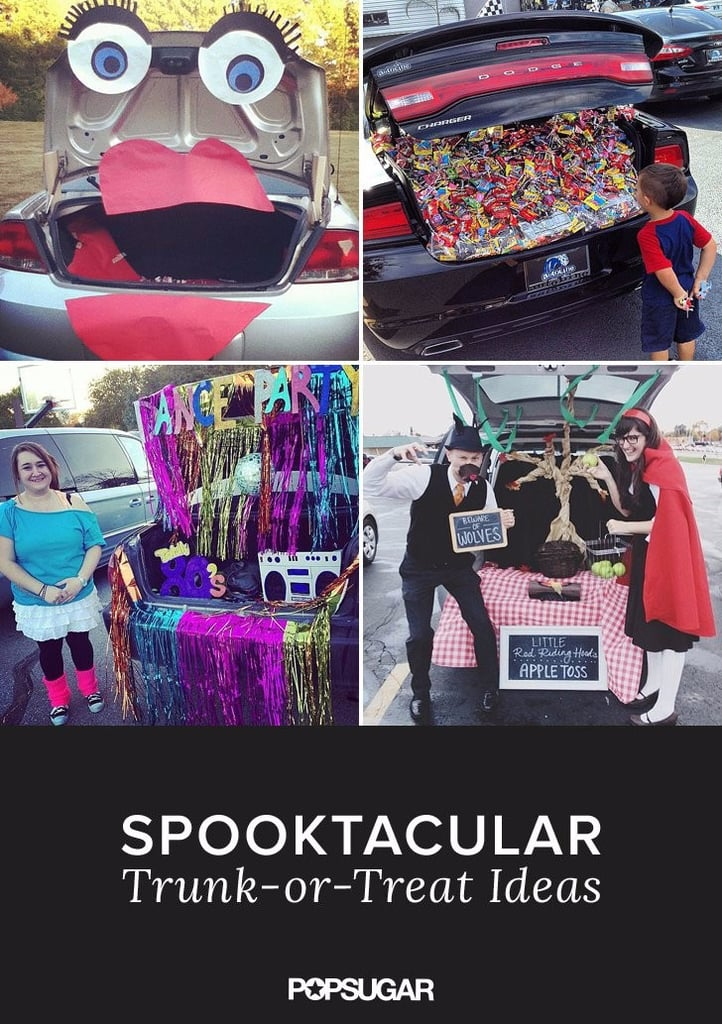 28 Thrilling Trunk-or-Treat Ideas