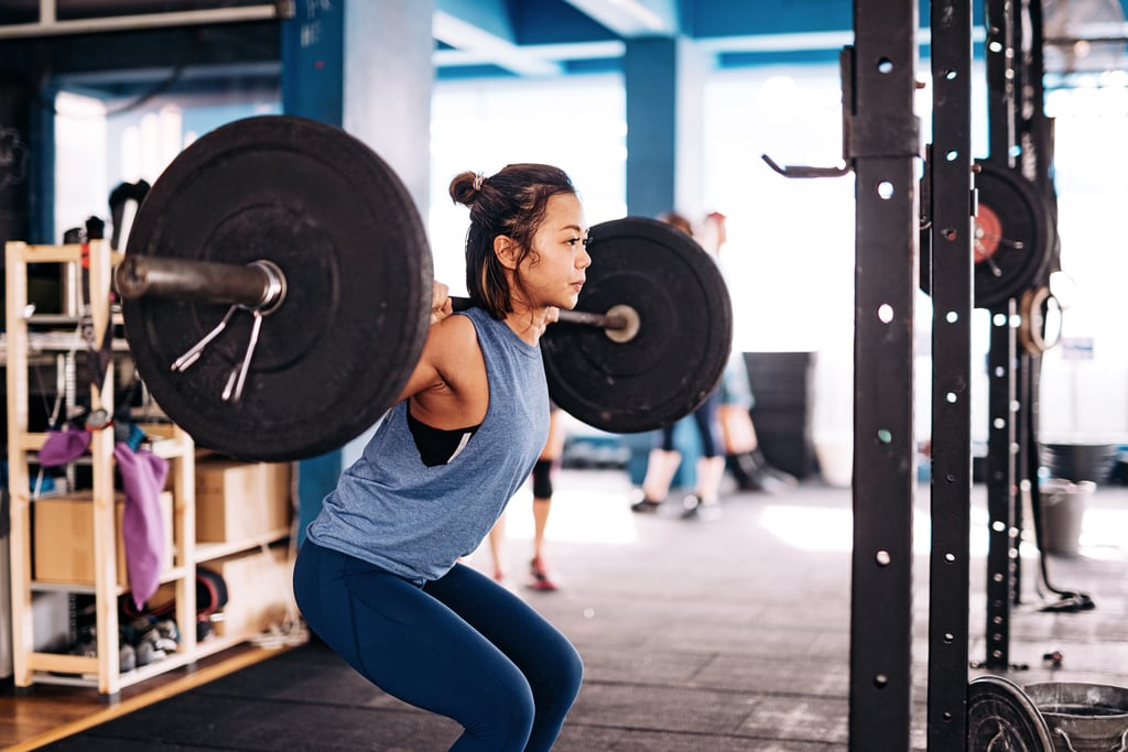 Weighted Squat Variations