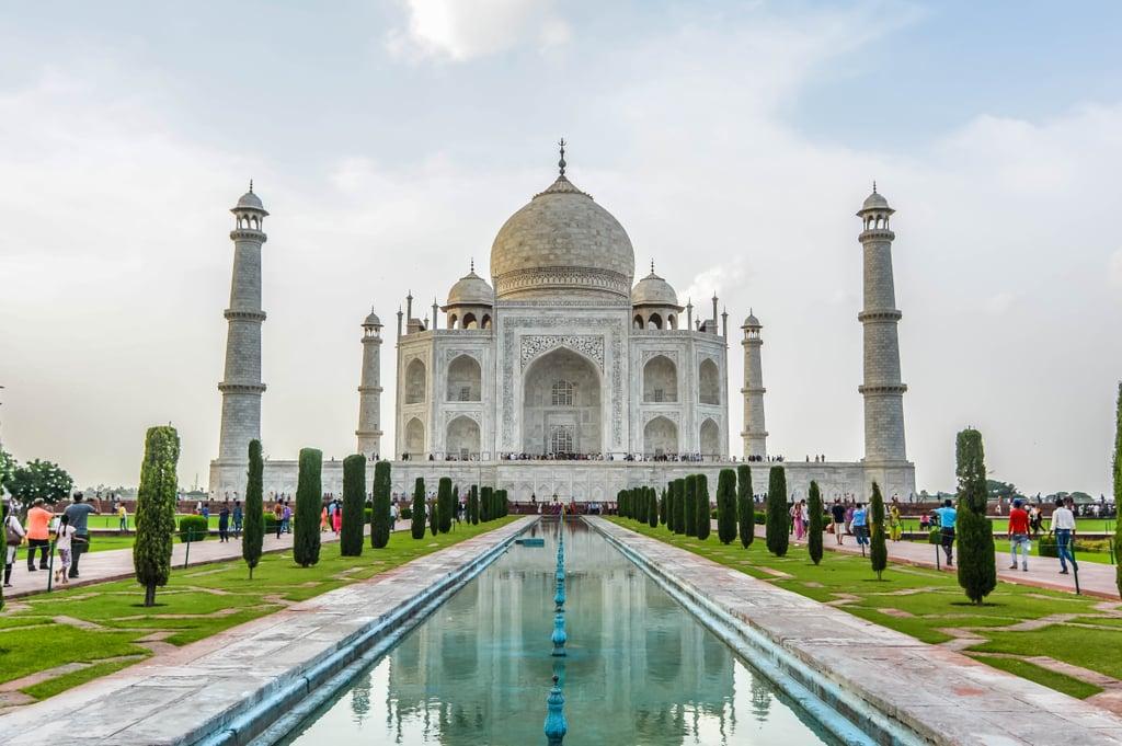 Virtual Tour of the Taj Mahal