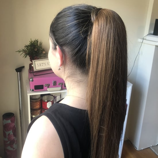 Crown Extensions Bungee Ponytail Review