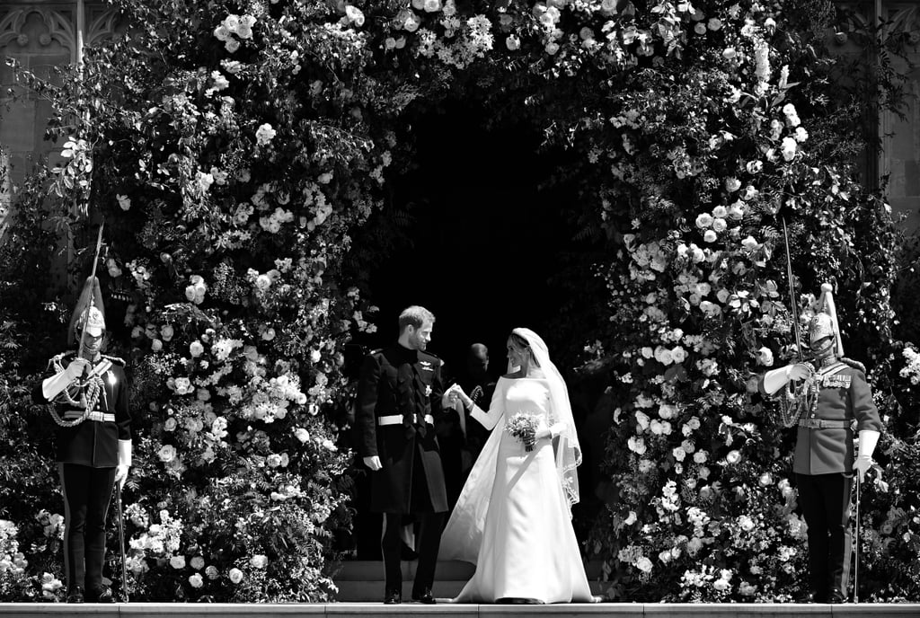 Real Royal Weddings: Royal Wedding 2018 Black And White Pictures